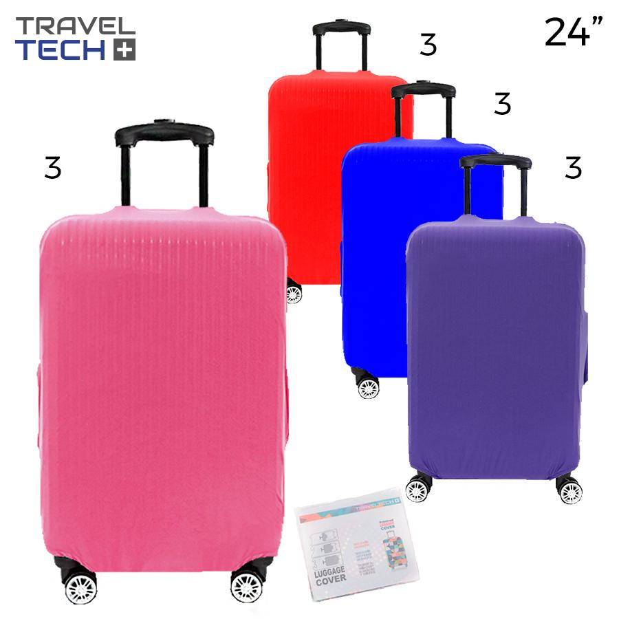 Distribuidor Mayorista Cubre Valijas Travel Tech