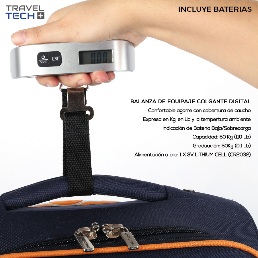 Distribuidor Mayorista Balanza Travel Tech