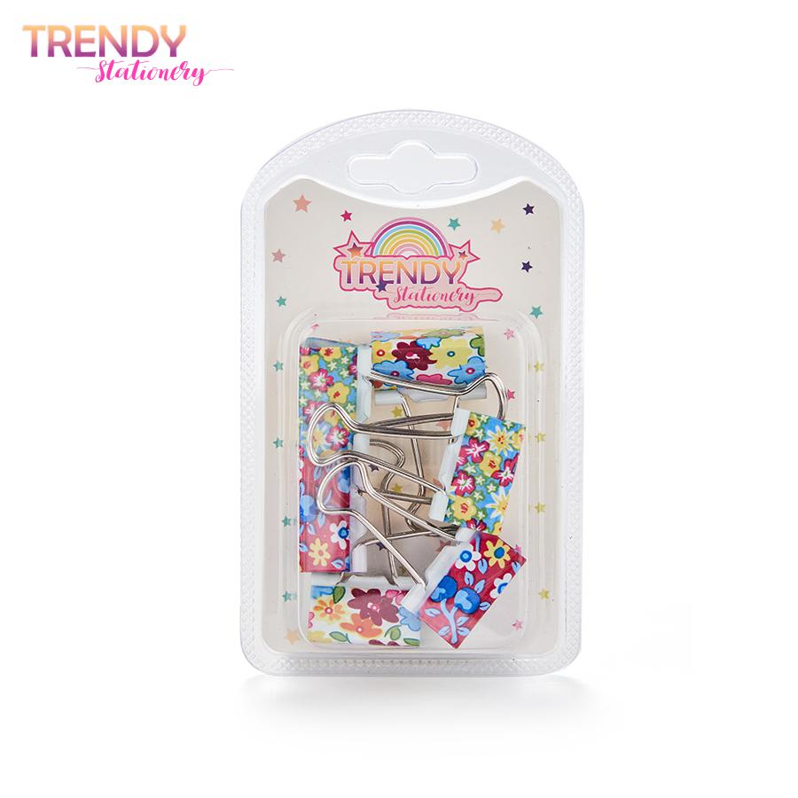Distribuidor Mayorista Sujeta Papel Blister x 6 Trendy
