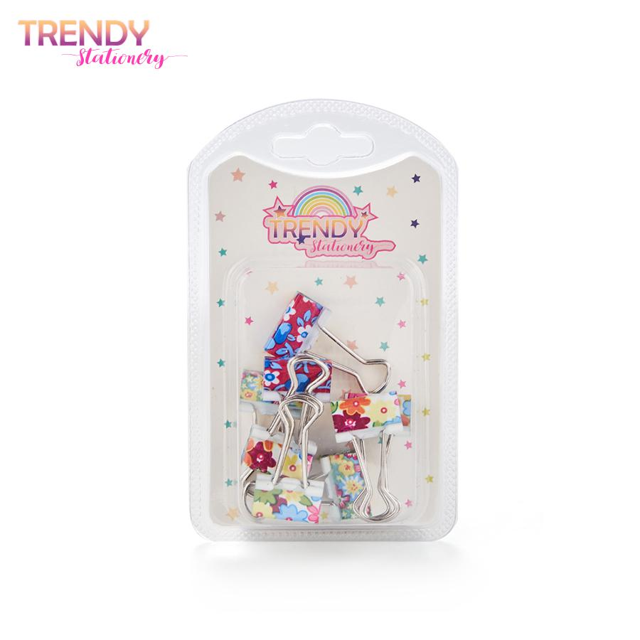 Distribuidor Mayorista Sujeta Papel Blister x 8 Trendy