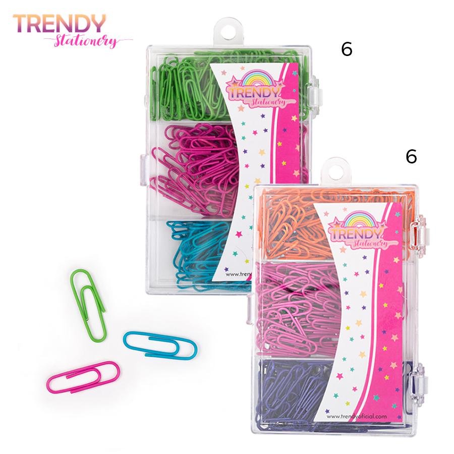 Distribuidor Mayorista Clips Box Trendy