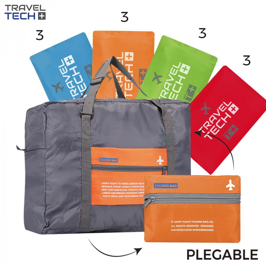 Distribuidor Mayorista Bolso Plegable Travel Tech