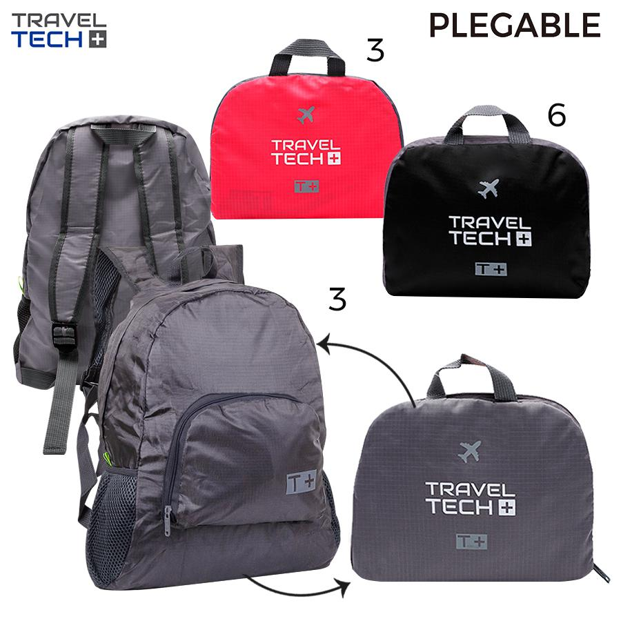 Distribuidor Mayorista Mochila Plegable Travel Tech