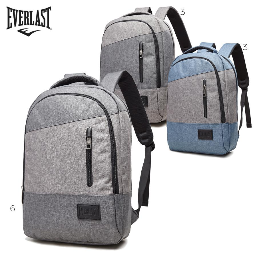 Distribuidor Mayorista Mochila Porta Notebook Everlast