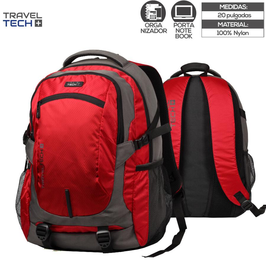 Distribuidor Mayorista Mochila Porta Notebook Travel Tech