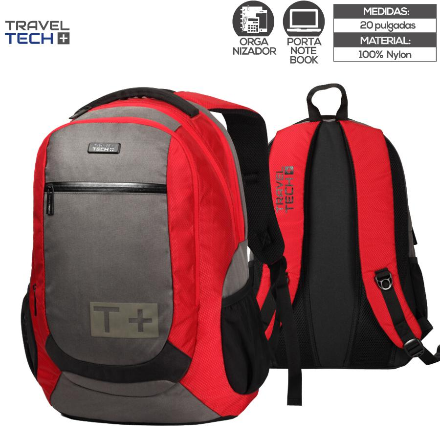 Distribuidor Mayorista Mochila Porta Notebbok Travel Tech