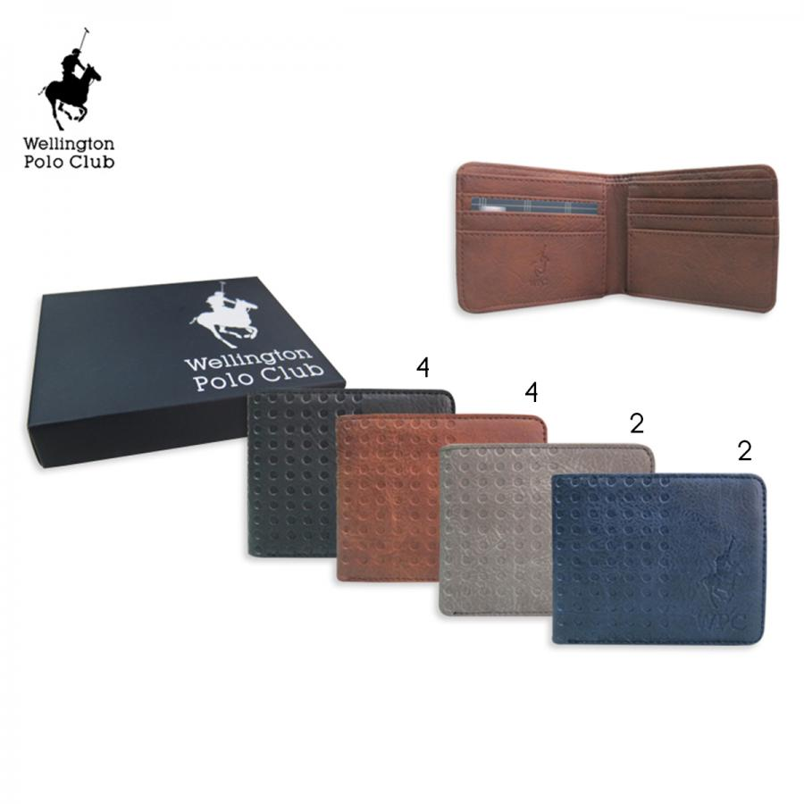 Distribuidor Mayorista Billetera hombre Wellington Polo Club