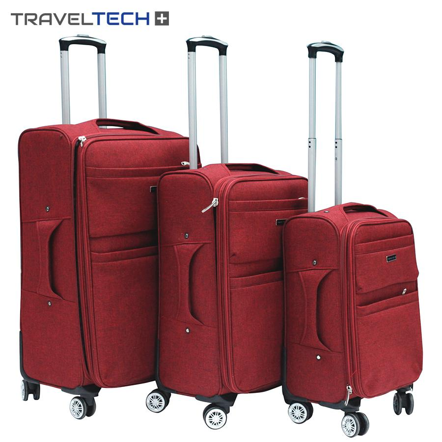 Distribuidor Mayorista Set de Valijas X 3 unid Travel Tech
