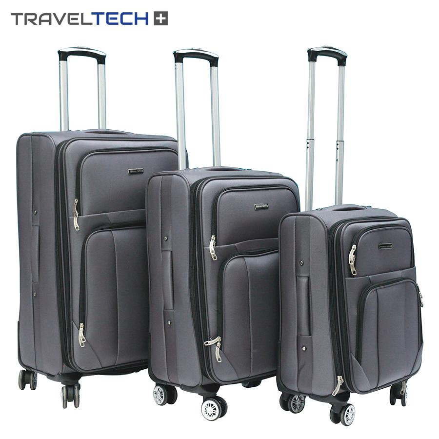 Distribuidor Mayorista Set de Valijas X 3 Unid.  Travel Tech
