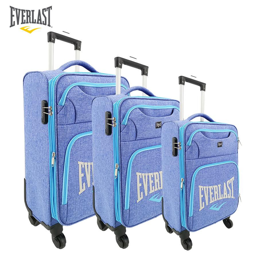 Distribuidor Mayorista Set de Valijas X 3 Unid.  Everlast