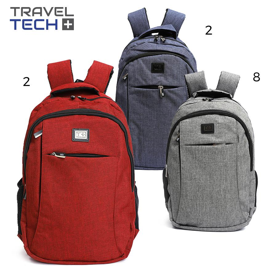 Distribuidor Mayorista Mochila Portanotebook Travel Tech